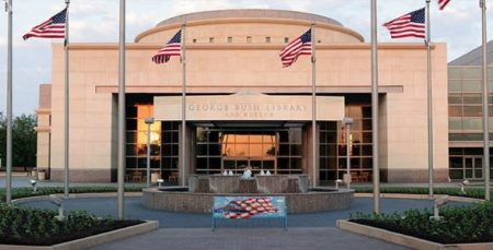 George Bush Presidential Library and Museum